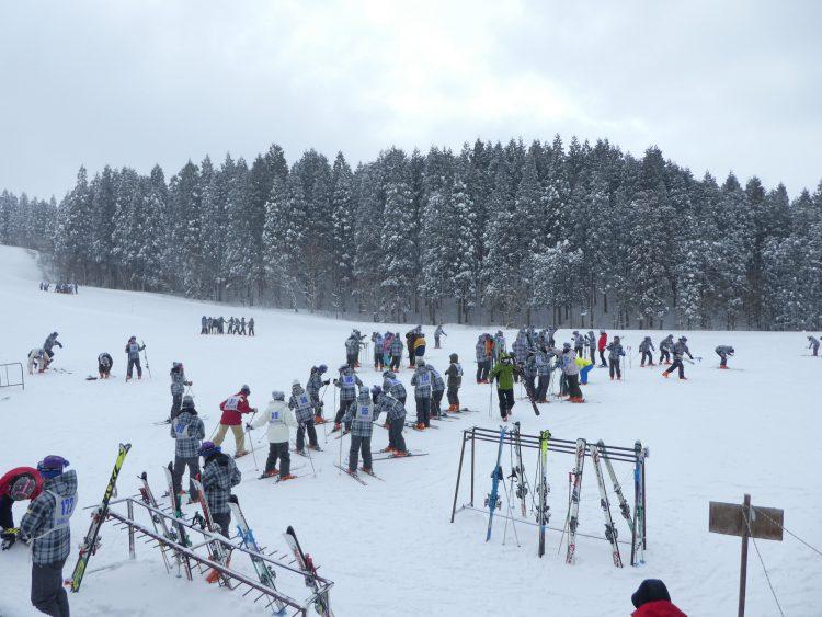 Hagurosan Ski Resort