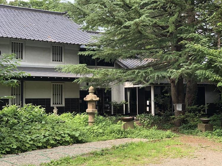 今井繁三郎美術収蔵館