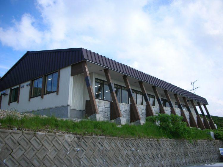 月山レストハウス